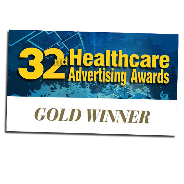 Best of Show – 32nd HMR Healthcare Advertising Awards 2015