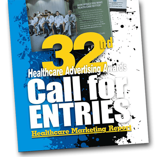 Winners Announced! – 32nd Healthcare Advertising Awards Competition