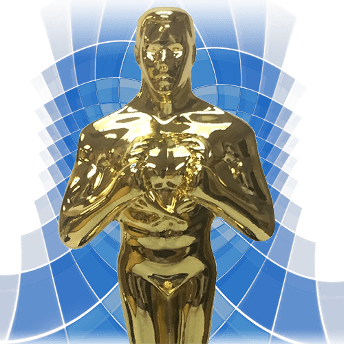 35th Healthcare Advertising Awards - 2018 Trophy Statue